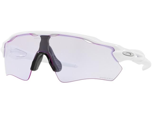 Oakley Radar EV Path Okulary rowerowe biały
